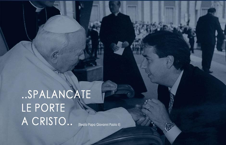 Giovanni Paolo 2 PAPA